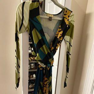Issa London Wrap dress